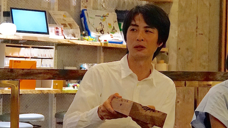 トビムシ・松本剛さん