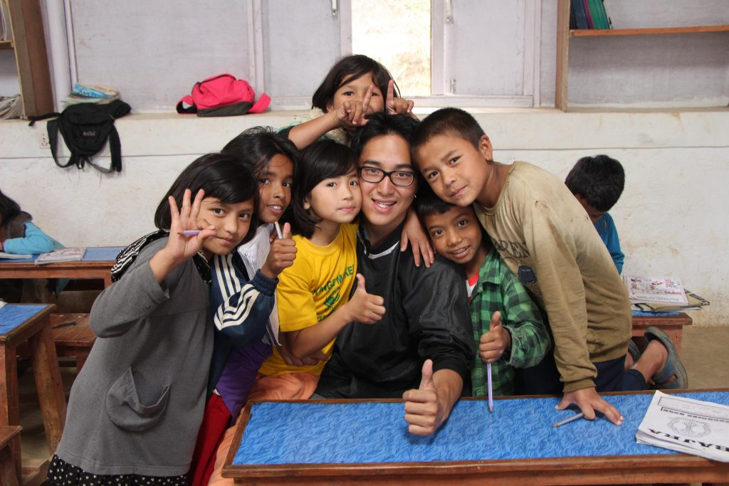 ネパールでの活動